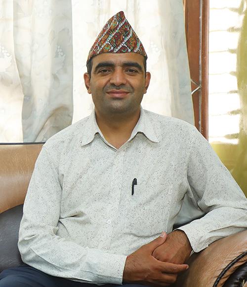 Dhruba Prasad Ghimire