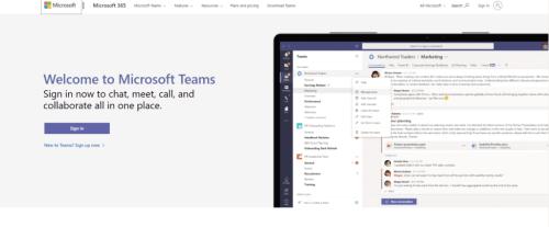 Marketing Tools: Microsoft Teams
