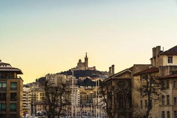 Marseille bonne mère
