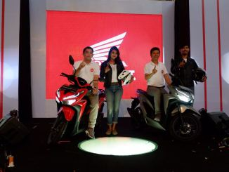 Launching All New Honda Vario di Balikpapan