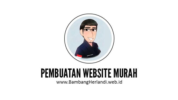 Pembuatan Website dengan Biaya Murah