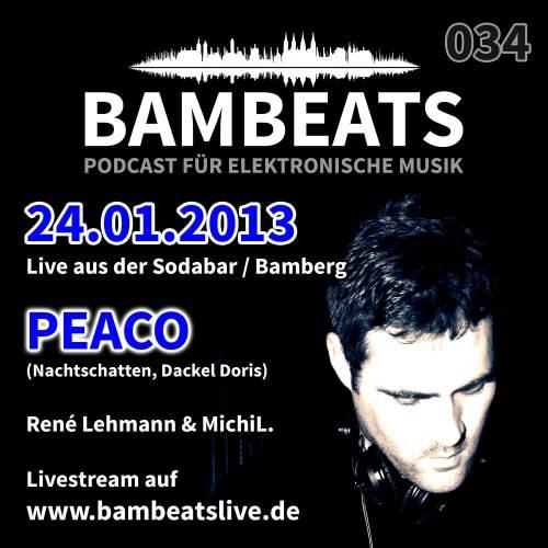 Flyer-BamBeats034