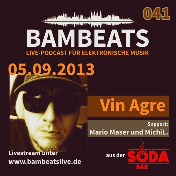 BAMBEATS041-Flyer-Vin-Agre