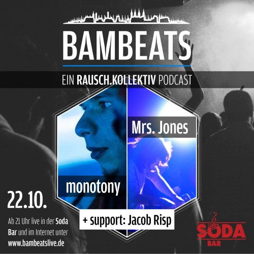 Flyer BamBeats063