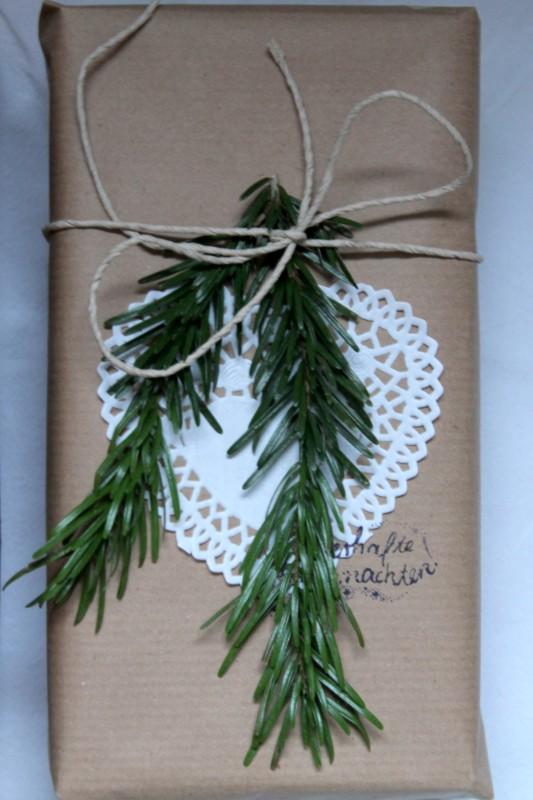 DIY-Geschenkpapier