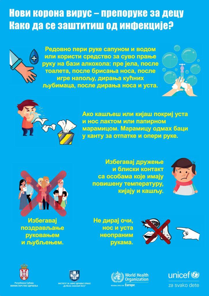 Kako da se zaštitiš od infekcije? 5
