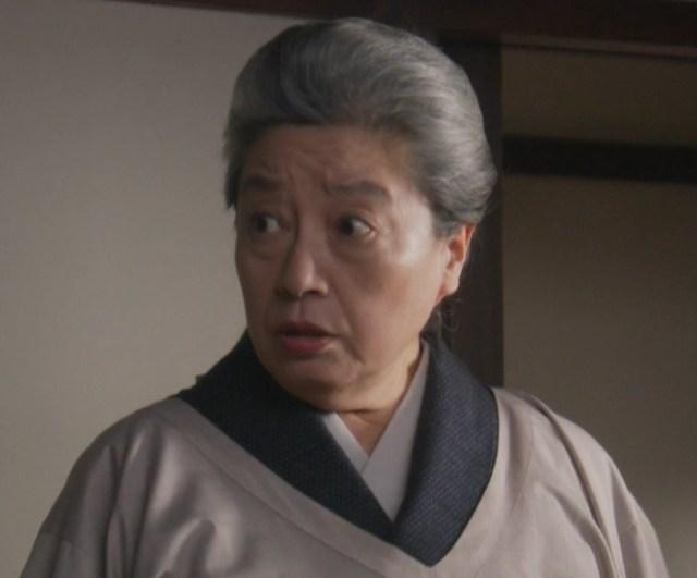 スカーレット大久保さん役は三林京子!若い頃が美人!朝ドラ出演作は?