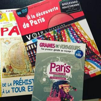 Guides parisiens