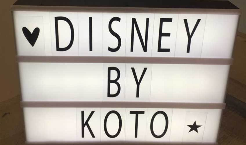 Disney by Koto