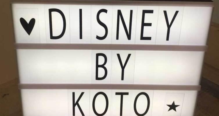 Disney by Koto