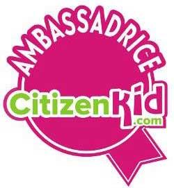 Bambini sur terre est ambassadrice Citizen Kid