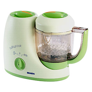 Review: Beaba Babycook and Blender