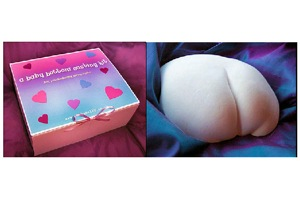 Baby's Bottom Keepsake Casting Kit