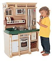 Electronic Kitchen with 17 Piece Accessory Kit