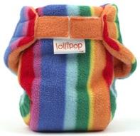 Lollipop Rainbow Pocket Nappy