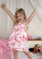 Gorgeous Handmade Clothes from Crib Design