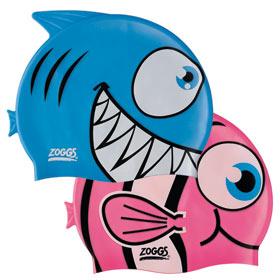 Angel-Fish Swim Caps by Zoggs