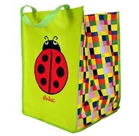 Ladybug Beach Bag by Vilac