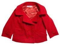 Hot Winter Coat: Mini Rever Coat