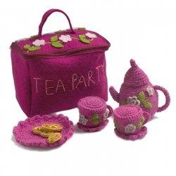 Crochet Tea Party Set by En Gry Og Sif