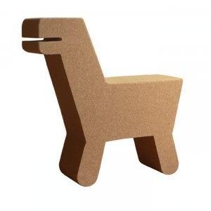 Pop Cork Dinosaur Chair by La Maison De Lena