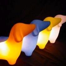 Cool Animal Inspired Lighting for Children's Rooms