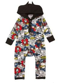 Topshop Mini Watch: Batman clothing