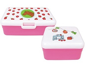 Lunchboxes by Rice