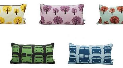 Ferm Living Cushions at Cloudberry Living