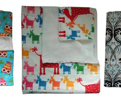 Sophie4Sophie Blankets Exclusively at Juicy Tots