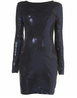 Topshop Watch: Maternity Sequin Dress by Topshop