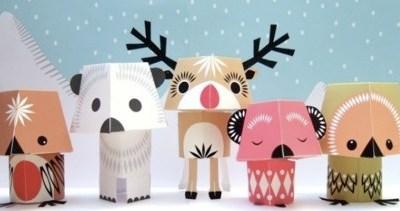 Mibo Christmas Creatures