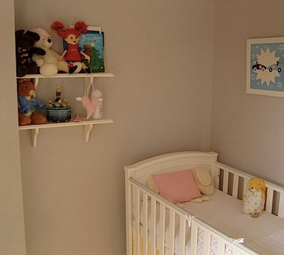 Room Tour: New England Nursery