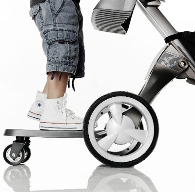 The Pushchair Track: Coming Soon! Stokke Xplory Rider