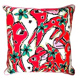 Cushions & Affordable Artwork by Jessica Graham