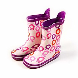 Get 25% off Katvig Apple Print Wellies