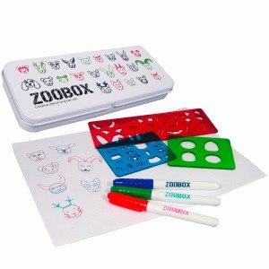 Zoobox Stencil Kit