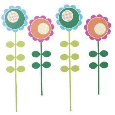 Flower Wall Stickers from Ikea