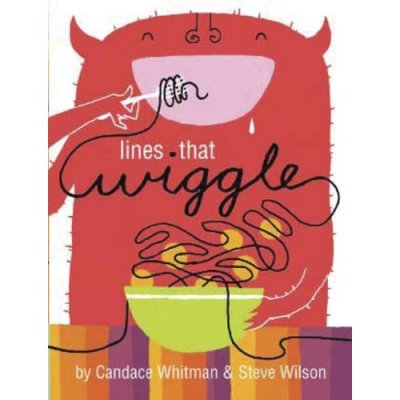 Lines The Wiggle by Candace Whitman and Simon Wilson