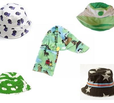 Cool Boys' Sun Hat Round Up 2010