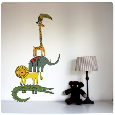 Printspace wall stickers