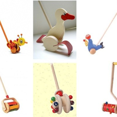 Toddler Push Along Toys