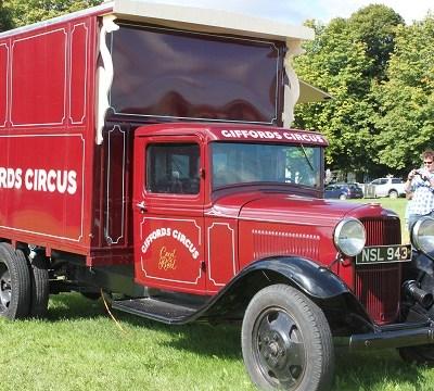 Giffords Circus: Yasmine – a Musical