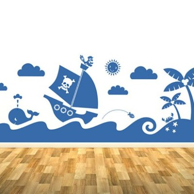 10% off Spin Collective wall stickers