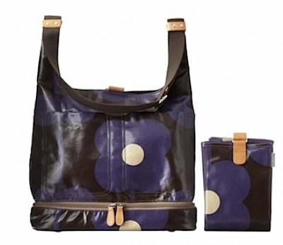 Superhot: Orla Kiely Flower Abacus Changing Bag