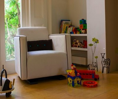 Room Tour: Tennyson's airy play room