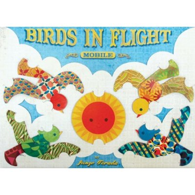 Junzo Terada's Birds in Flight mobile
