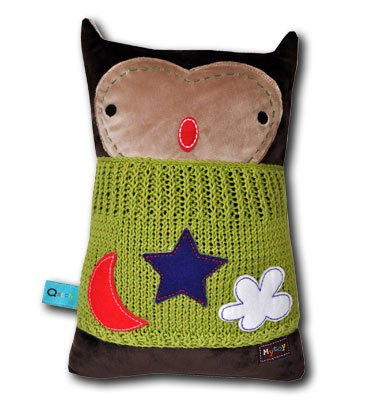 Qatch Toy Pillow