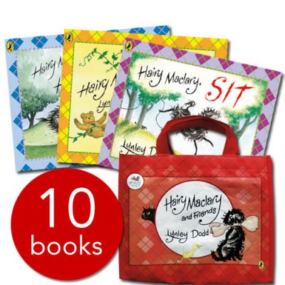 Hot Buy of the Day: Hairy Maclary Book Set