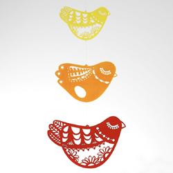Madeleine Stamer birds